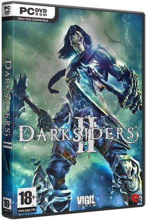 Darksiders 2 Limited Edition Update 6 + 18 DLC ( 2012 /RUS/RePack от YelloSOFT)