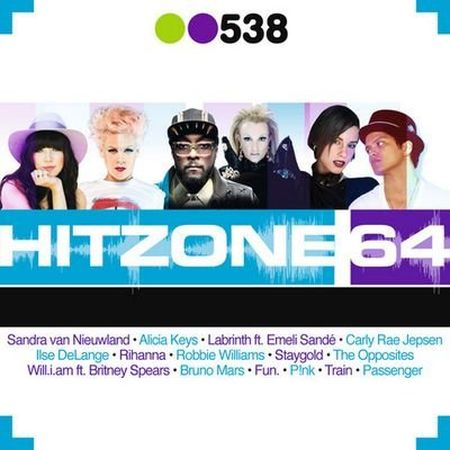 Various Artists - Radio 538 Hitzone 64 (2013) FLAC