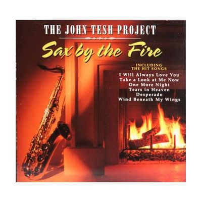 The John Tesh Project - Sax By The Fire (1994) FLAC