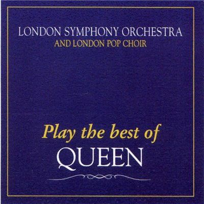 London Symphony Orchestra - Play the best of Queen (1994) FLAC