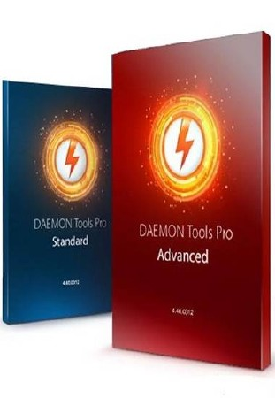Daemon Tools PRO Advanced 5.2.0.0348 Final (2013) + RePack