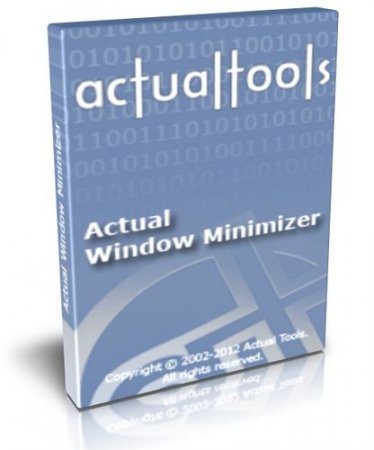 Actual Window Minimizer 7.4.2