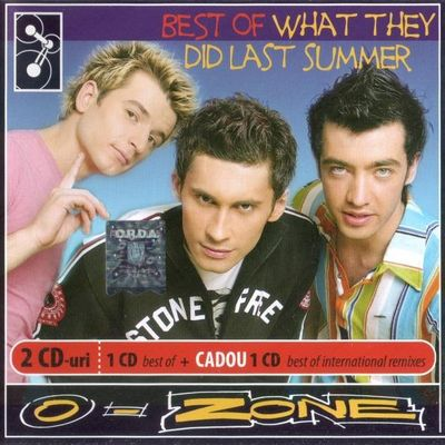 O-ZONE - Best of what they did last summer (2005) FLAC (tracks + .cue)