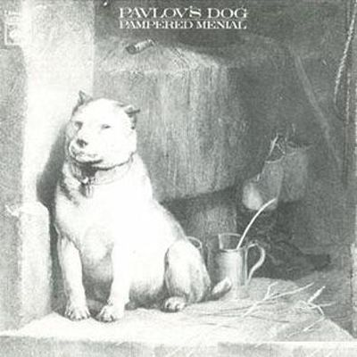 Pavlov's Dog - Pampered Menial (1975/2007) WV (image + .cue)