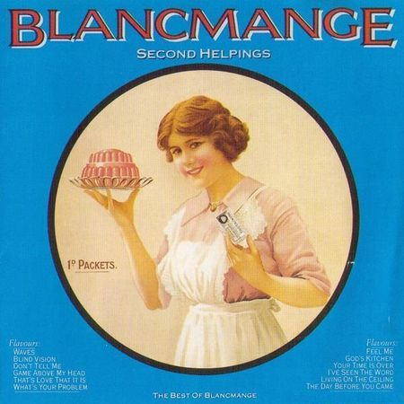 Blancmange - Second Helpings: The Best Of Blancmange (1990) FLAC (tracks + .cue)