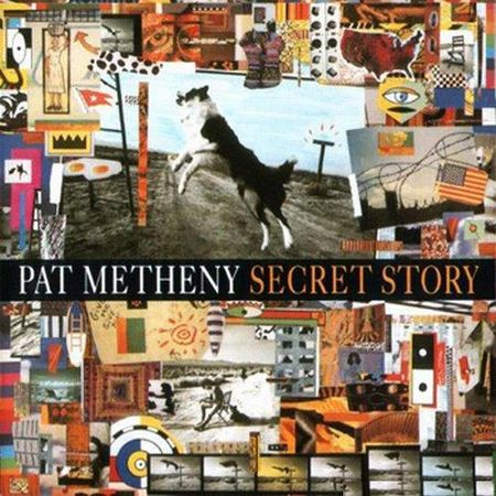 Pat Metheny - Secret Story (1992) FLAC tracks