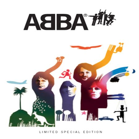 ABBA — Special Edition (2005) DTS AUDIO CD