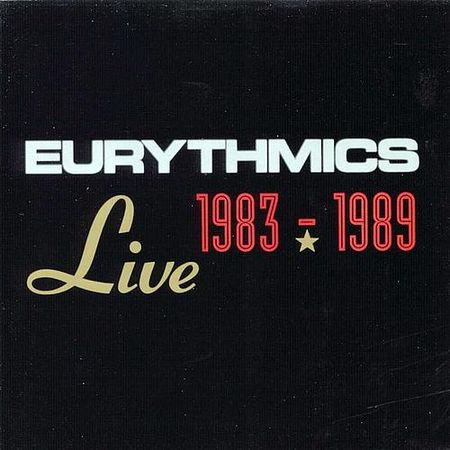 Eurythmics - Live (3 CD Limited Edition) (1983-1989) FLAC (image+.cue)