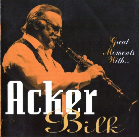 Acker Bilk - Great Moments With...(1998) FLAC (tracks+.cue)