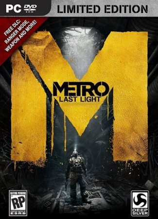 Metro: Last Light. Limited Edition (2013/Repack от R.G. WinRepack)