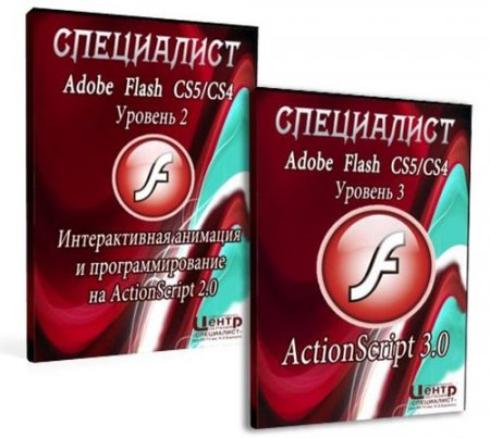 Adobe Flash CS5 / CS4. Уровень 1 , 2 , 3