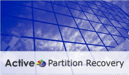 Active Partition Recovery Professional 9.5.0