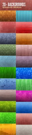 20 Backgrounds