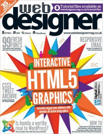 Web Designer - Issue No. 215