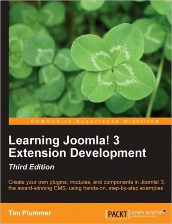 Learning Joomla! 3 Extension Development, 3rd Edition