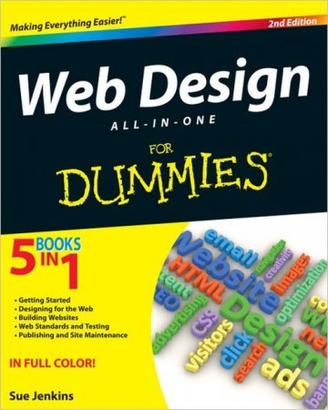 Web Design All-in-One For Dummies, 2nd Edition