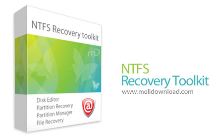 Active NTFS Recovery Toolkit 5.0