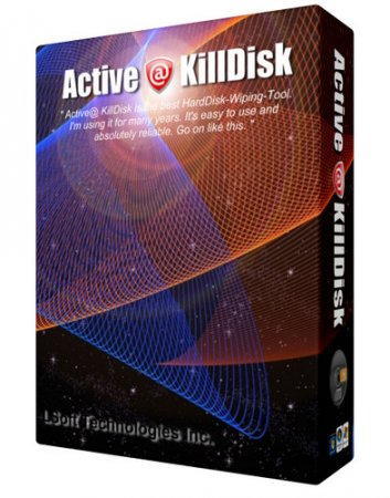 Active KillDisk Professional Suite 8.0