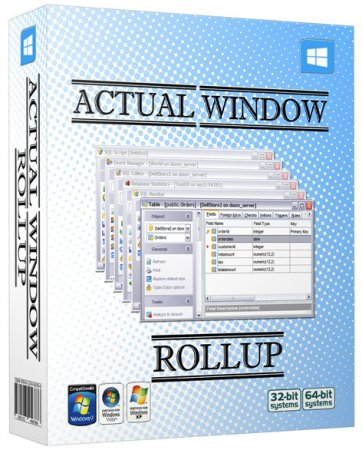 Actual Window Rollup 8.1.0 Final