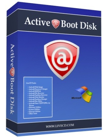 Active Boot Disk Suite 8.2.1