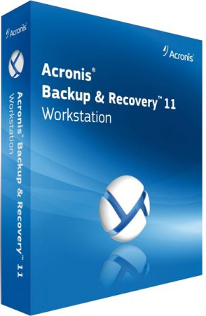 Acronis Backup Workstation / Server 11.5 build 38573 + Universal Restore + BootCD (2014/RUS)