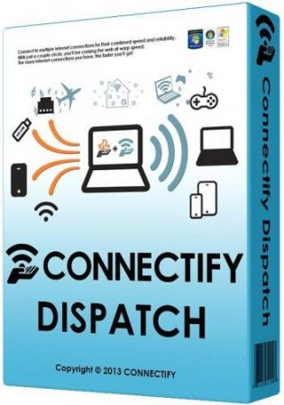 Connectify Hotspot / Dispatch Pro 7.3.3.30440