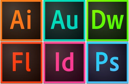 6 Adobe Applications CC x64 Portable от punsh (2014/RUS)