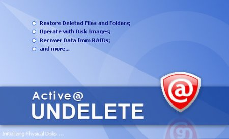 Active Undelete Enterprise 9.3.5.0
