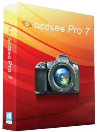 ACDSee Pro 7.1 Build 163 (x86) Russian
