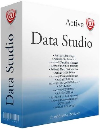 Active Data Studio 9.0.0