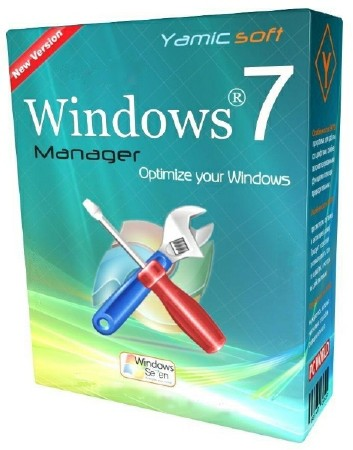 Windows 7 Manager 5.0.1.0 Final