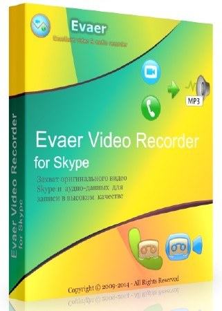 Evaer Video Recorder for Skype 1.6.2.37 + Rus
