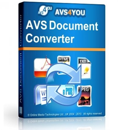 AVS Document Converter 2.3.2.233