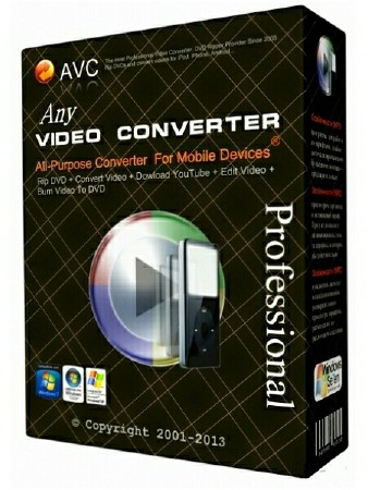 Any Video Converter Professional 5.7.5