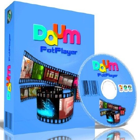 Daum PotPlayer 1.6.51150 {Rus/ Portable}