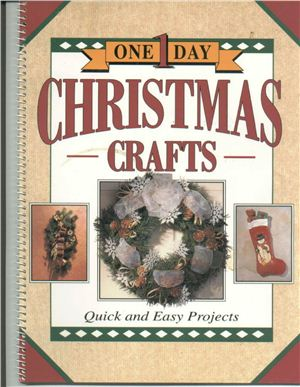 One-day cristmas craft