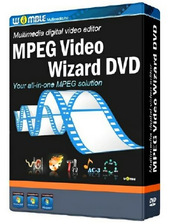 Womble MPEG Video Wizard DVD 5.0.1.111 (12/2014)