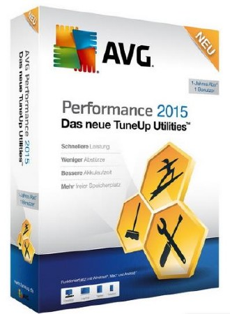 AVG PC Tuneup 2015 15.0.1001.238 RePacK by KpoJIuK