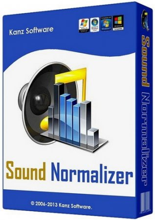 Sound Normalizer 6.0 Final Portable ML/RUS