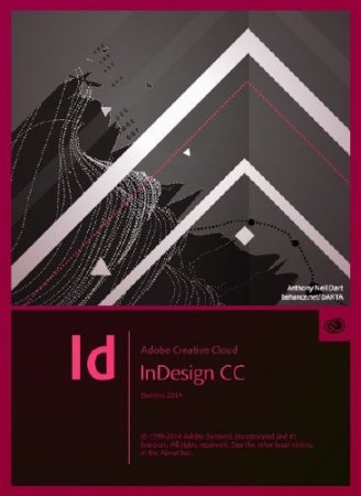 Adobe InDesign CC 2014.1 10.1.0.70 RePack by D!akov (2014/RUS/ENG)