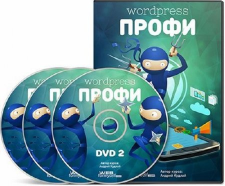 WordPress-Профессионал. Видеокурс (2014)