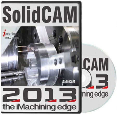 SolidCAM 2013 SP7 HF1 ML for SolidWorks 2012-2015 by RG ENGINEER