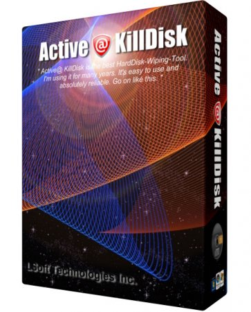 Active KillDisk Professional Suite 9.1.5.0