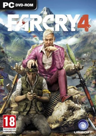 Far Cry 4 - Gold Edition (2014/RUS/ENG/Multi5)