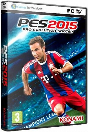 PES 2015 / Pro Evolution Soccer 2015 (2014/PC/Rus|Eng) RePack by R.G. Catalyst