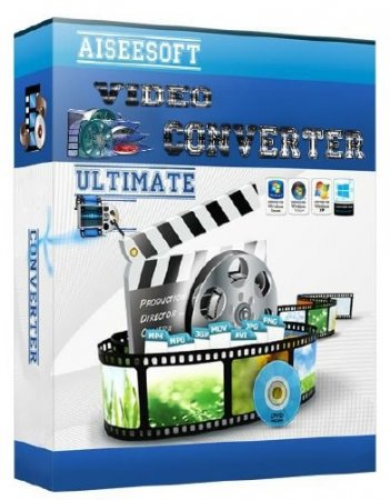 Aiseesoft Video Converter Ultimate 7.2.50 (2014/Rus/Eng) RePack by FanIT