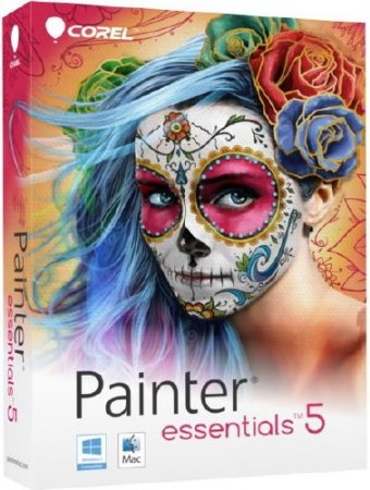 Corel Painter Essentials 5.0.0.1102 (2014/ML/ENG)