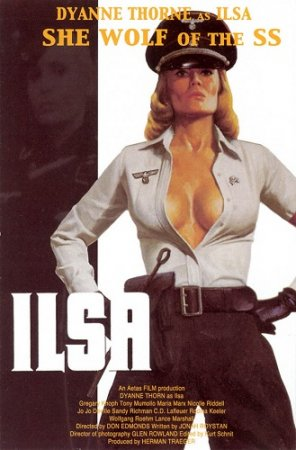Ильза: Волчица СС / Ilsa: She Wolf of the SS (1975/DVDRip/1,29GB)