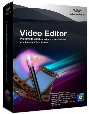 Wondershare Video Editor 4.8.0.5 Final (DC 26.11.2014) + Rus
