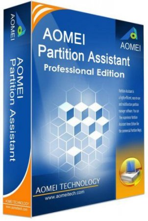 AOMEI Partition Assistant Professional Edition 5.6 RePack
